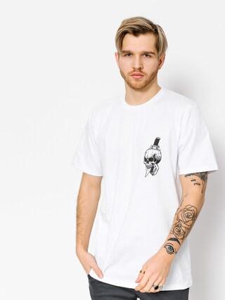 T-shirt Diamante Wear Don't Die (white)