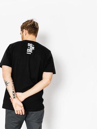 T-shirt Diamante Wear Do Or Die (black)