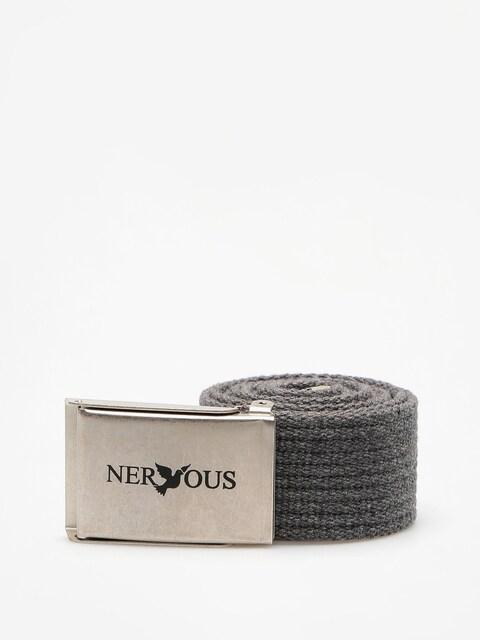 Pasek Nervous Classic (grey)