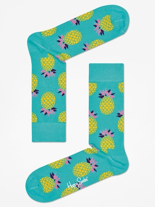 Skarpetki Happy Socks Pineapple (mint)