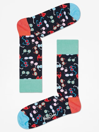 Skarpetki Happy Socks Glasses (black/multi)