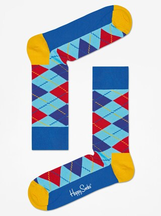 Skarpetki Happy Socks Argyle (multicolor)