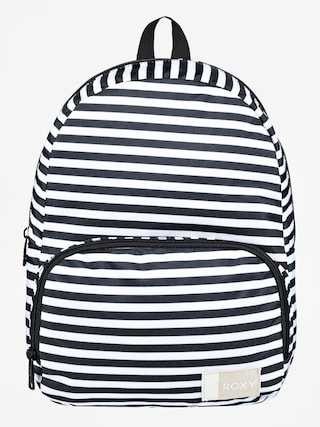 Plecak Roxy Always Core Wmn (bright white basic stripe)