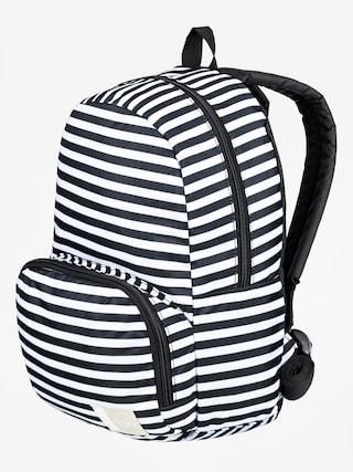 Plecak Roxy Always Core Wmn (bright white basic stripe)