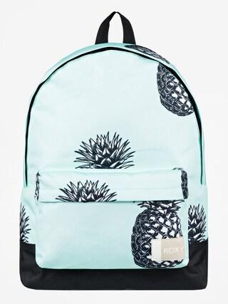Plecak Roxy Sugar Baby Wmn (blue light big pineapple)