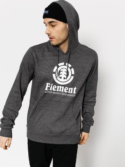 Bluza z kapturem Element Vertical HD (charcoal heathe)