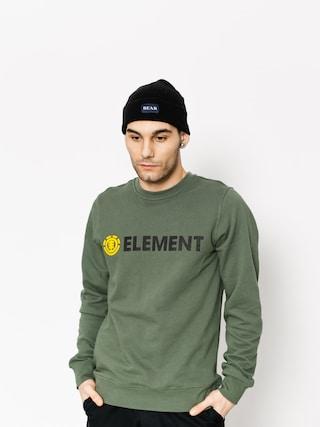Bluza Element Blazin Crew (duck green)