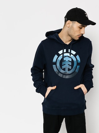 Bluza z kapturem Element Logo Fill HD (eclipse navy)