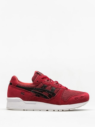 Buty ASICS Tiger Gel Lyte Wmn (burgundy/black)