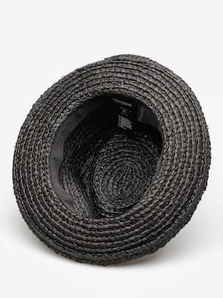 Kapelusz Brixton Crosby Fedora (black)