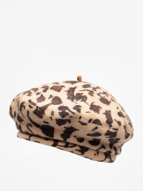 Beret Brixton Audrey Lw Beret Wmn (leopard)