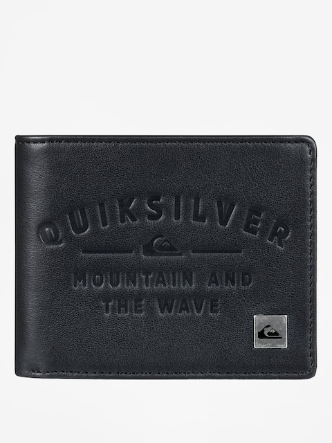 Portfel Quiksilver Mack IV (black)