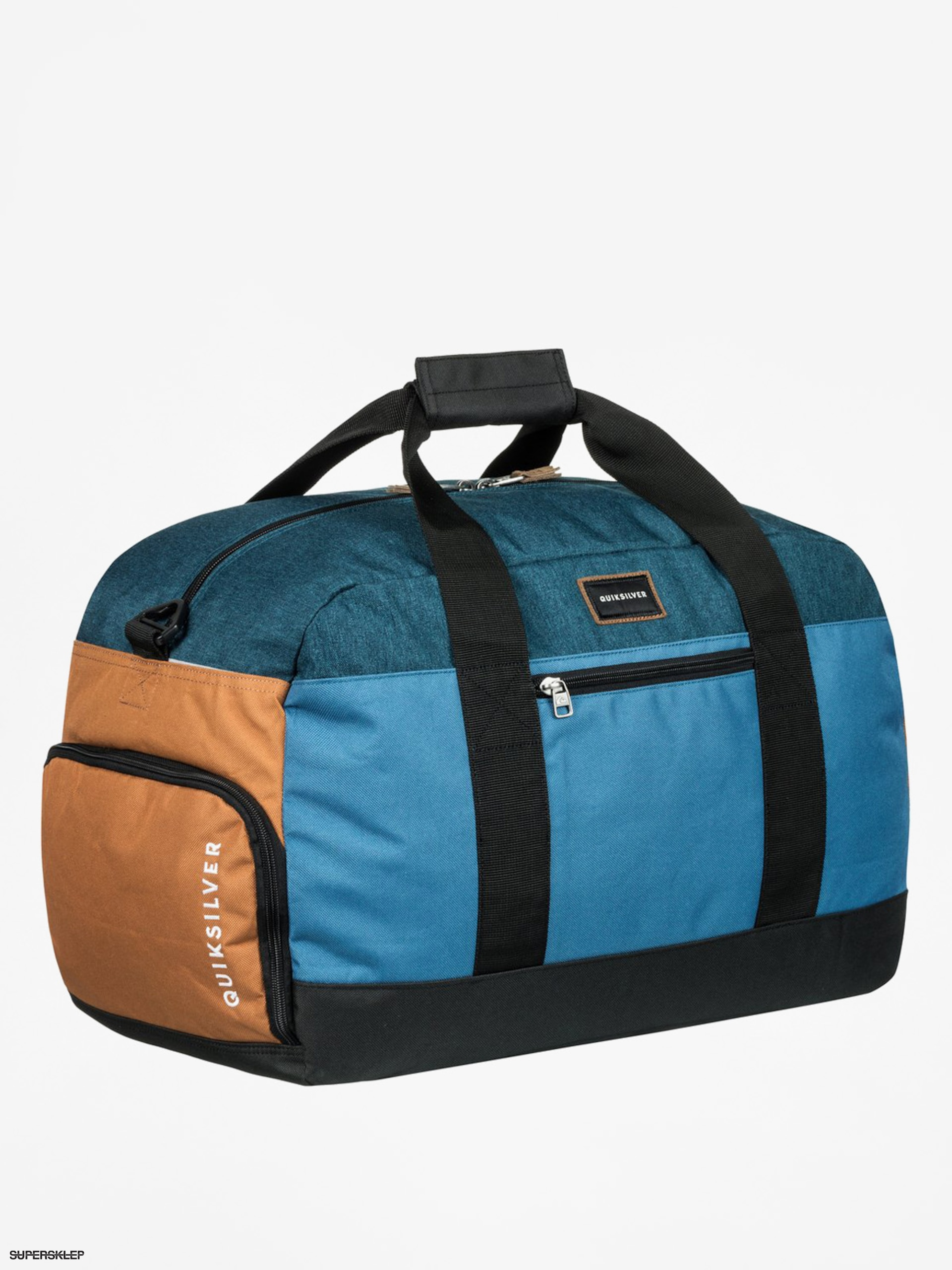 Torba Quiksilver Medium Shelter (blue nights heather)