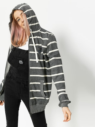 Bluza z kapturem Malita Classic Stripes (graphite/m)