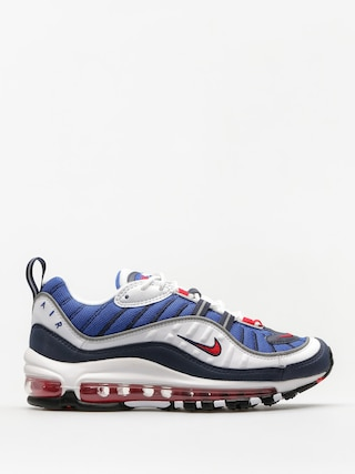 Buty Nike Air Max 98 Wmn (white/university red obsidian)