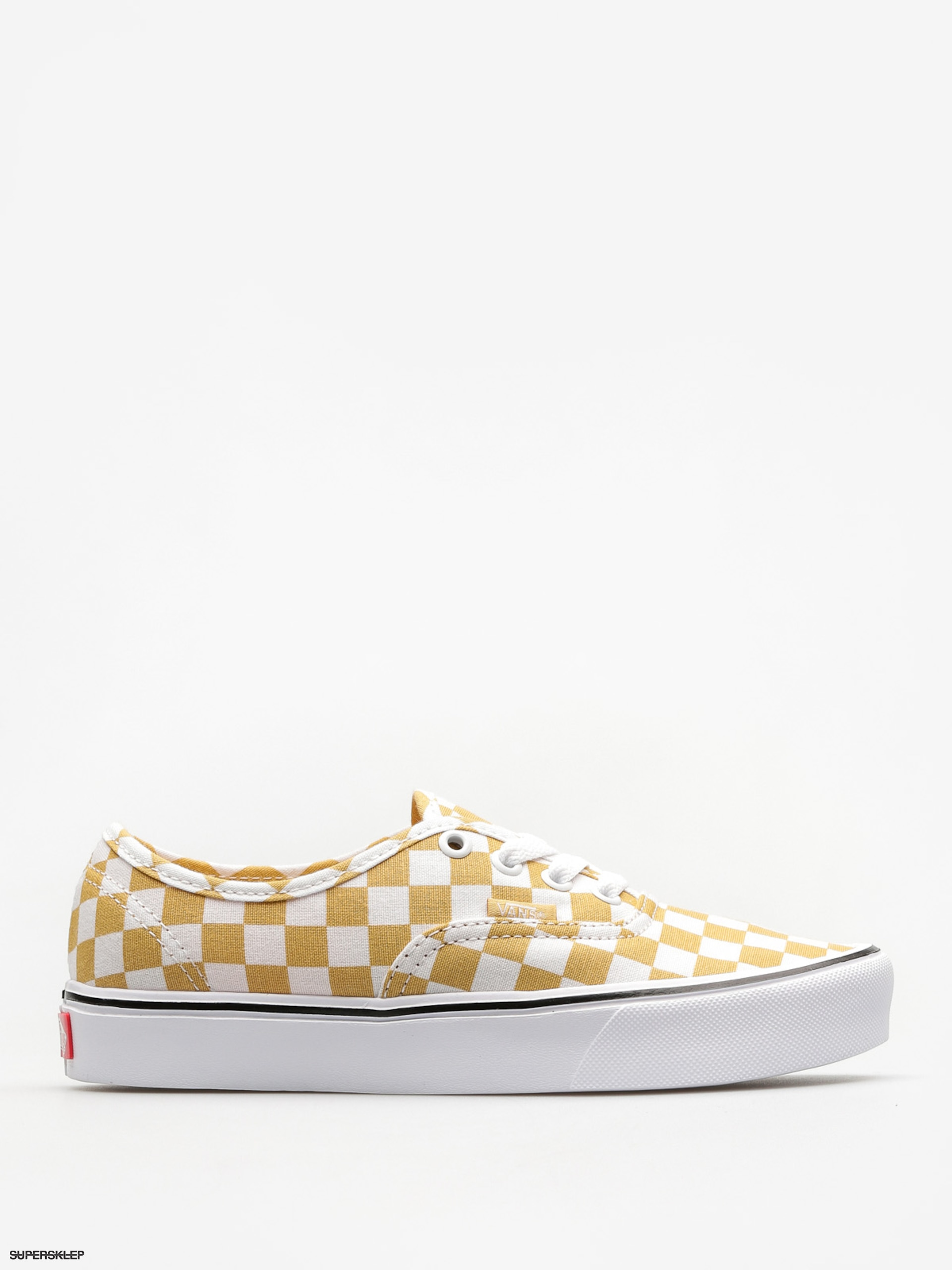 Buty Vans Authentic Lite (canvas/ochre/true/white)