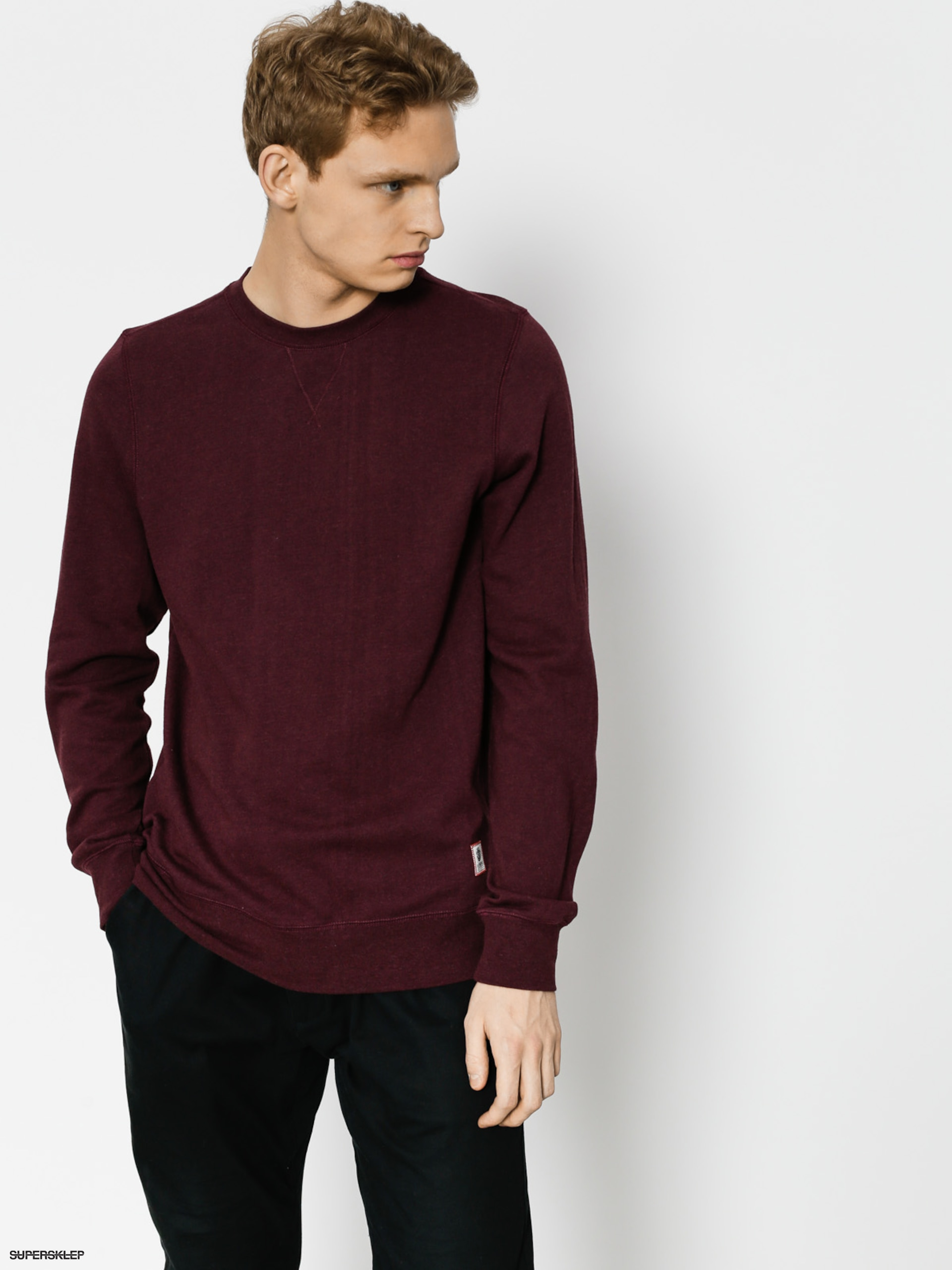 Bluza Element Cornell Overdye Cr (napa red)