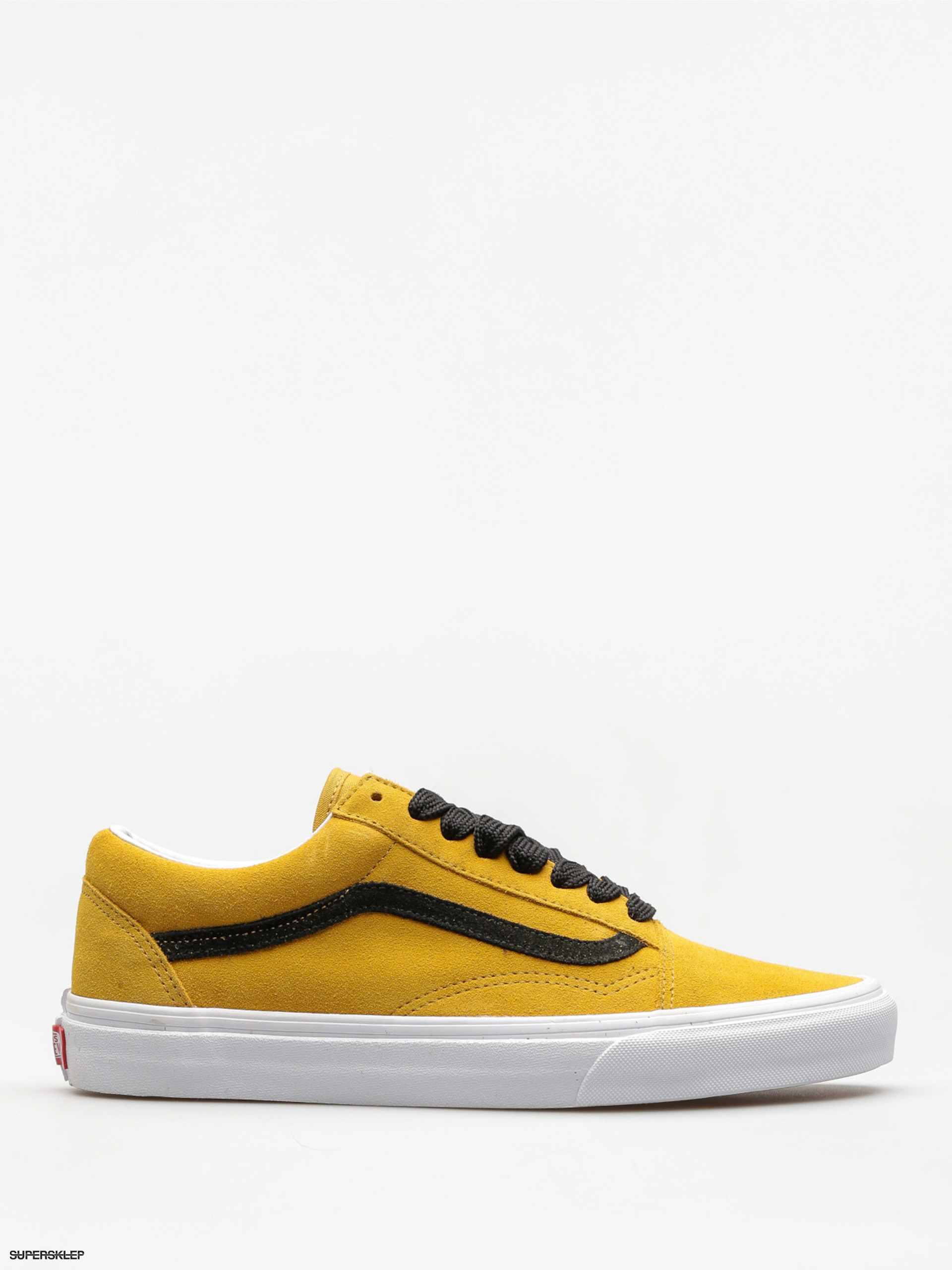 Buty Vans Old Skool (oversized/lace/tawny/olive/black)
