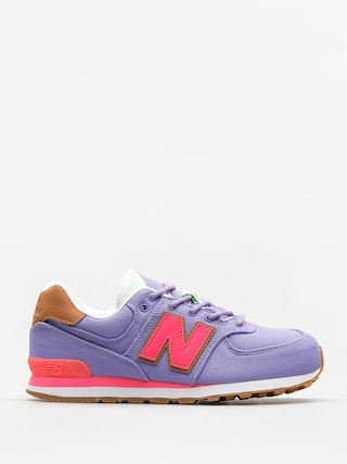 Buty New Balance 574 (purple/pink)