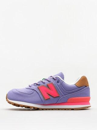 Buty New Balance 574 (purple/pink)