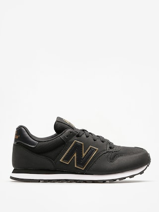 Buty New Balance 500 Wmn (black/gold)
