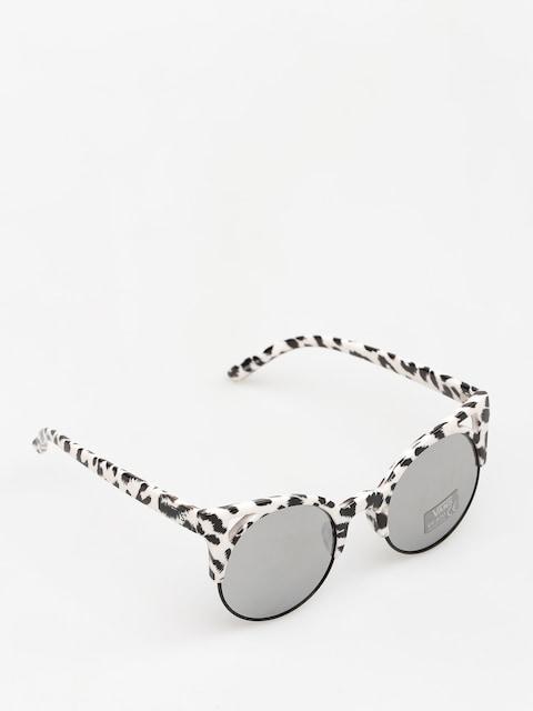 Okulary przeciwsłoneczne Vans Window Pane Wmn (black white/tortoise)