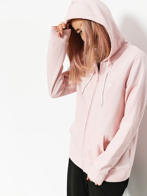 Bluza z kapturem Element Vernon ZHD Wmn (rose quartz)