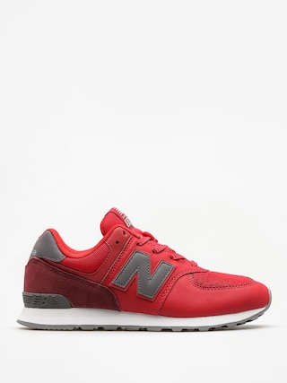Buty New Balance 574 (red/black)