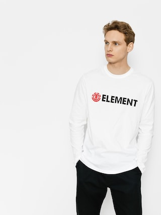 Longsleeve Element Blazin (optic white)