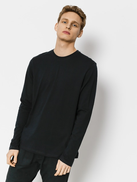 Longsleeve Element Basic Crew (flint black)
