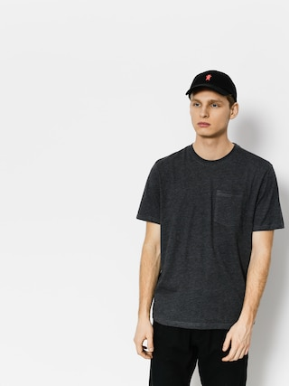T-shirt Element Basic Pocket Cr (charcoal heathe)