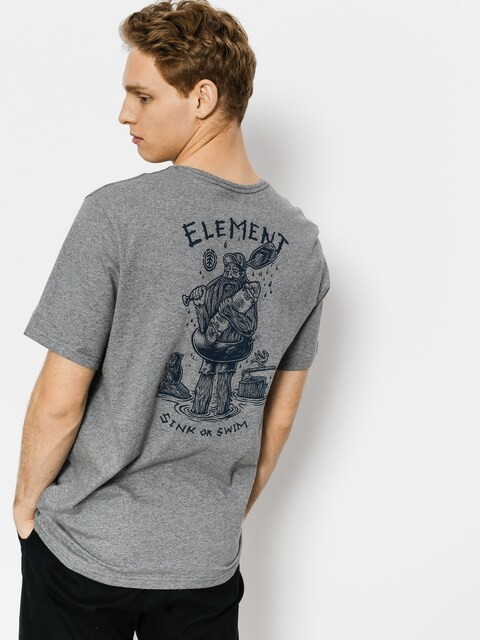 T-shirt Element River Keeper (grey heather)