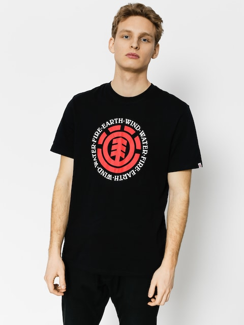 T-shirt Element Seal (flint black)