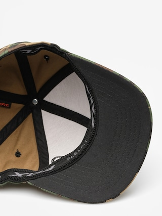 Czapka z daszkiem Fox Flex 45 Flexfit ZD (cam)