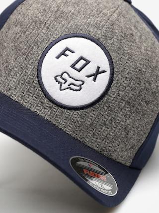 Czapka z daszkiem Fox Settled Flexfit ZD (mdnt)