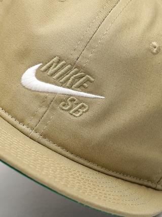 Czapka z daszkiem Nike SB Nk Cap Sb Vintage ZD (neutral olive/pine green/neutral olive)