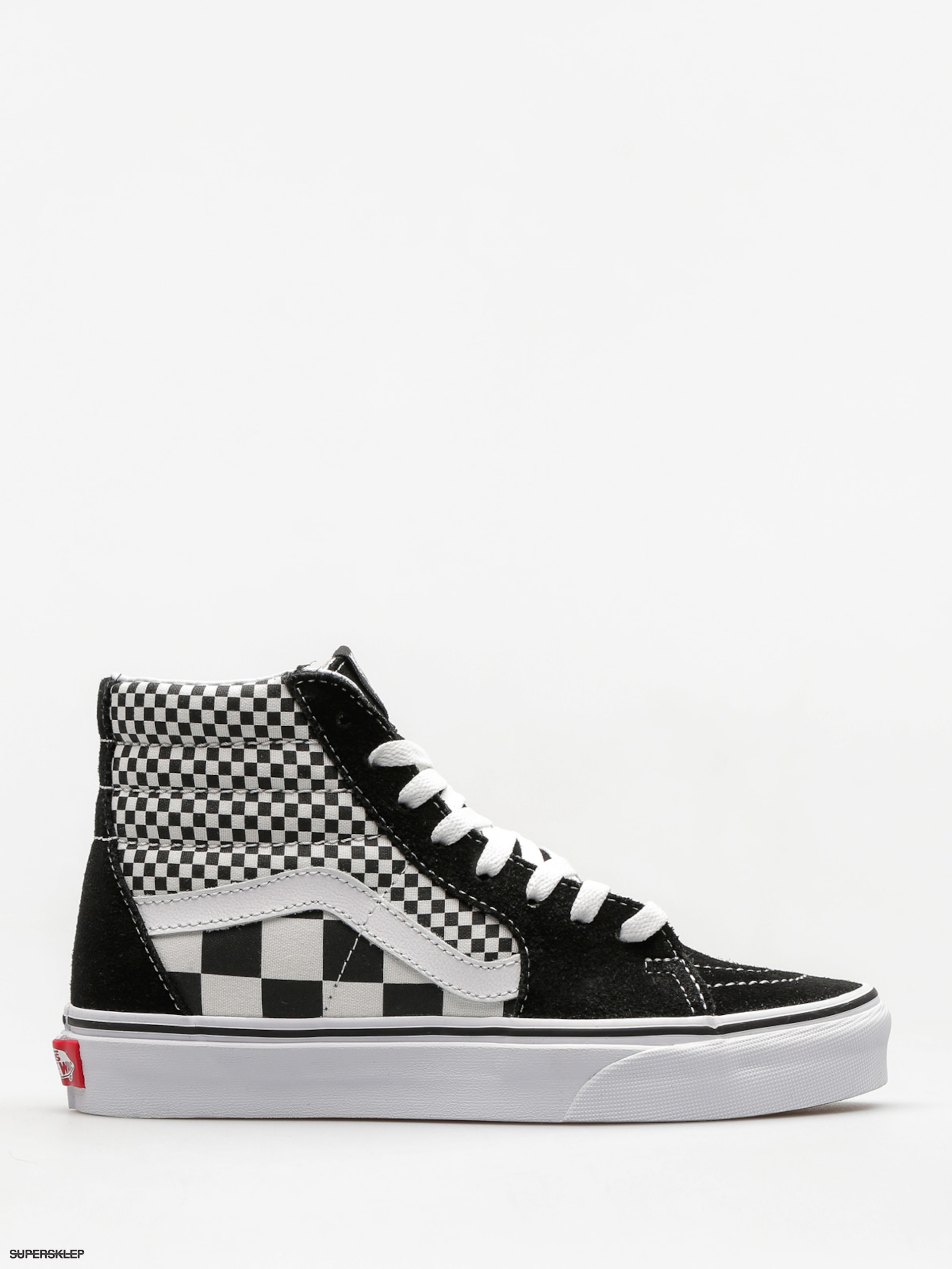Buty Vans Sk8 Hi (mix/checker/black/true/white)