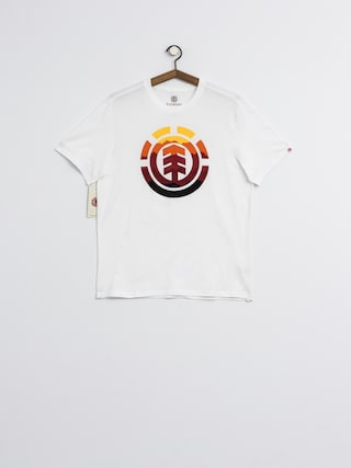 T-shirt Element Hues (optic white)