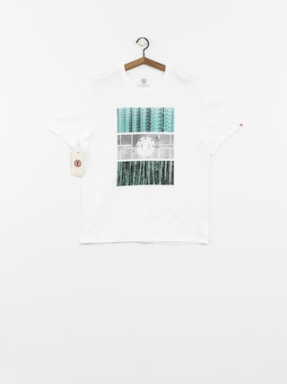 T-shirt Element Parallel (optic white)