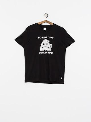 T-shirt adidas Scrwd (black/white)