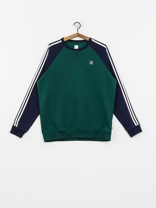 Bluza adidas Uniform Crew (cgreen/nindig/white)