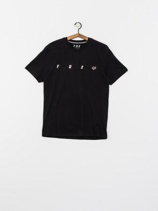 T-shirt Fox Agent Airline (blk)