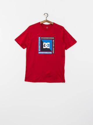 T-shirt DC Arkana (tango red)
