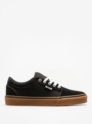 Buty Vans Chukka Low (black/black/gum)