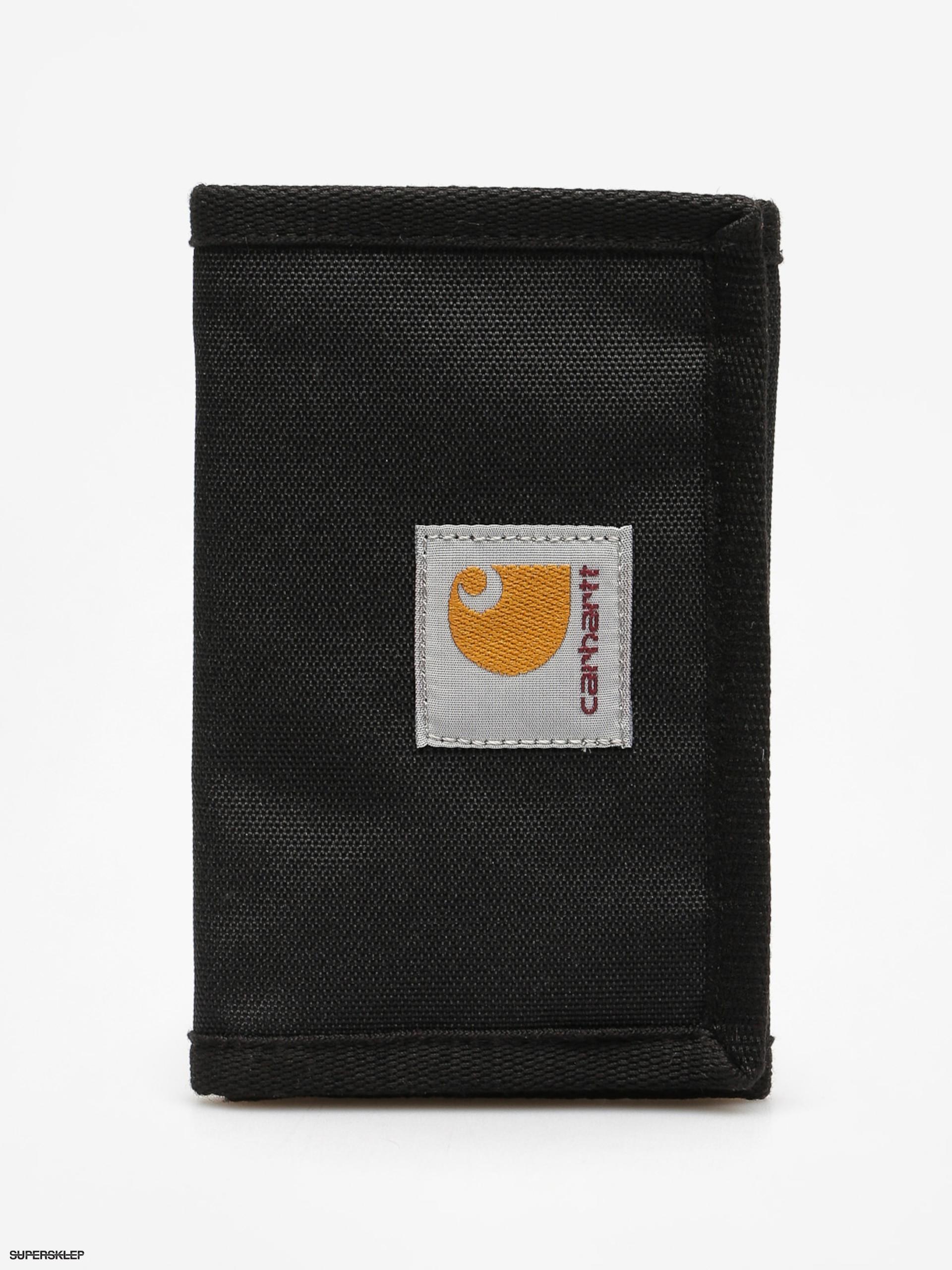 506918a926637 Portfel Carhartt Watch (black black)