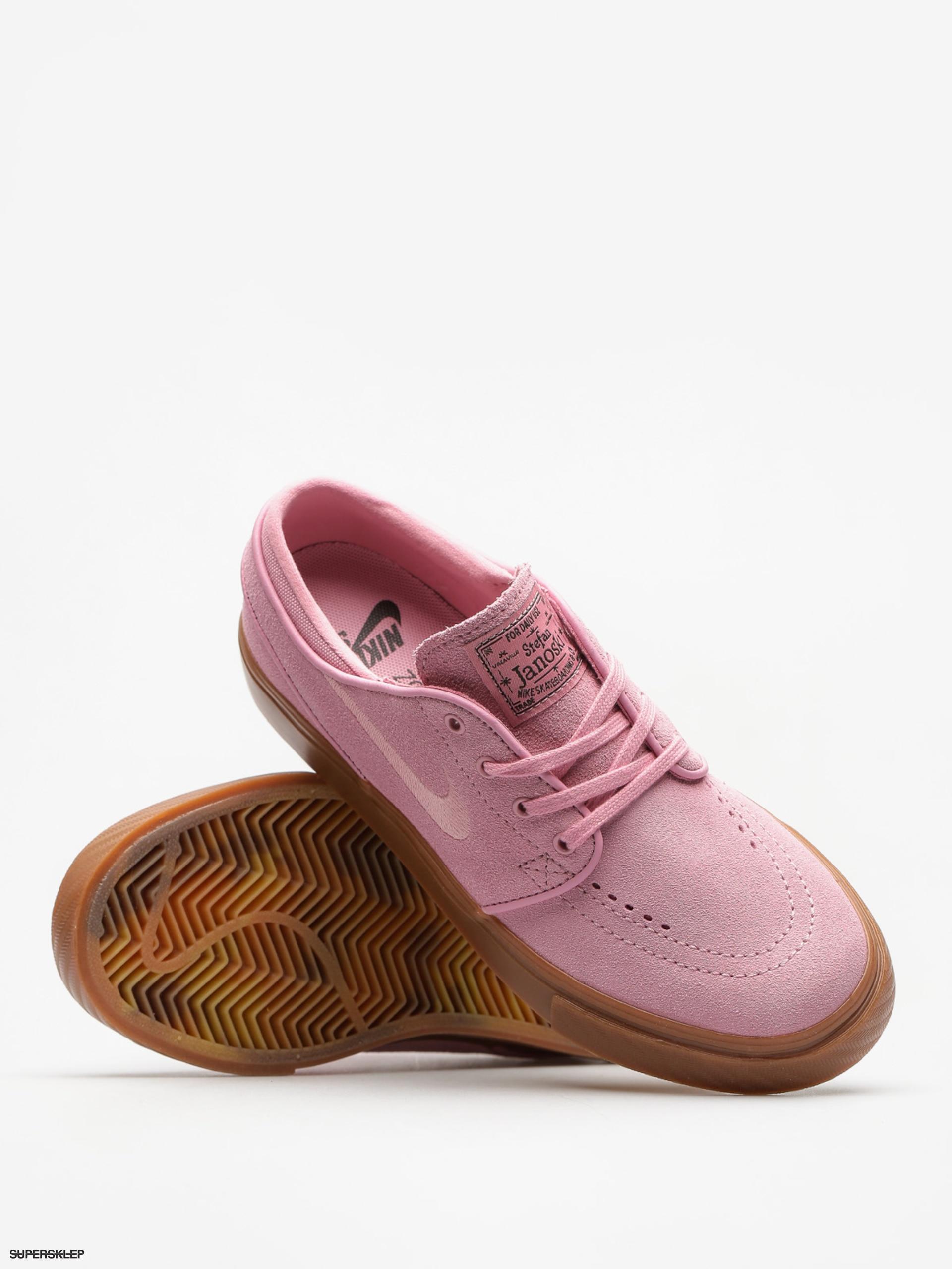 141e88d4c356 Buty Nike SB Zoom Stefan Janoski (elemental pink elemental pink sequoia)