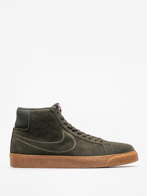 Buty Nike SB Sb Zoom Blazer Mid