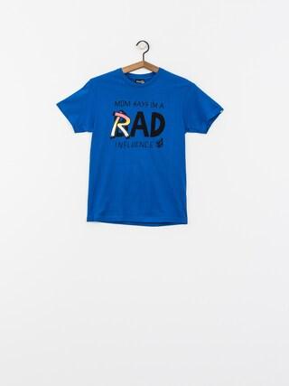 Dziecięcy t-shirt Volcom Rad Influence (trb)