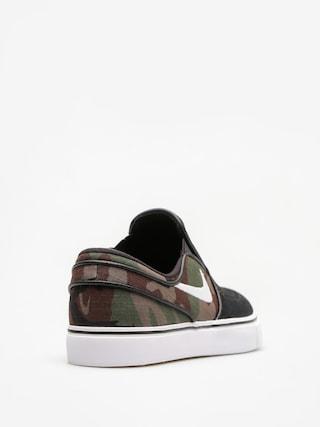 Buty Nike SB Sb Zoom Stefan Janoski Slip (black/white multi color)