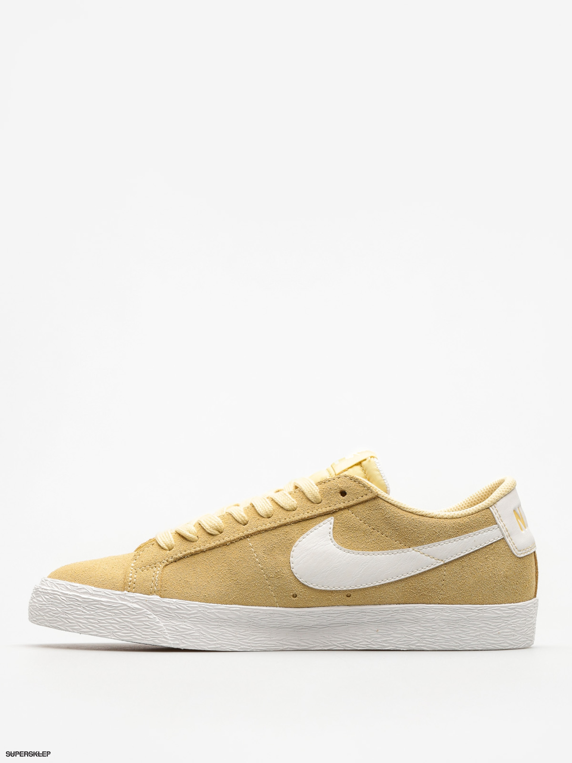 Buty Nike SB Sb Zoom Blazer Low (lemon